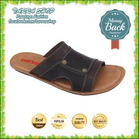 Sandal Slipper Flip Flop Slip On Pria _ Catenzo - RF 738