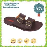 Sandal Slipper Flip Flop Slip On Pria _ Catenzo - RS 016