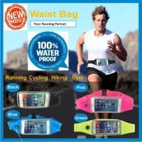 harga Waterproof Waist Bag Tas Pinggang HP Anti Air Untuk Olahraga Lari Tokopedia.com