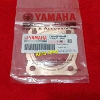 harga Paking Gasket Silinder Head Kop Yamaha Fizr Ori Tokopedia.com