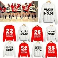 sweater snsd / girls generation