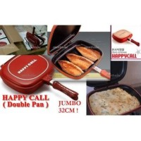 HAPPY CALL 32 CM GRILLE & PAN KULIT JERUK HAPPYCALL JUMBO SIZE