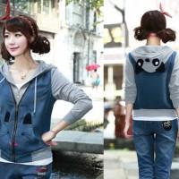Jaket Cewe | Korea | Cardigan | Hoodie | Sweater | Coat | Dress | Baju