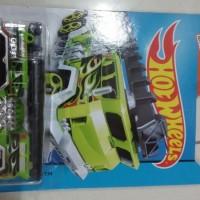 Hot Wheels Hotwheels 5 Alarm Green