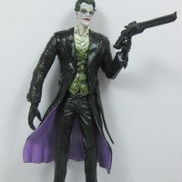 Dc Comic Collectible Justice League The Joker Action Figure Loose