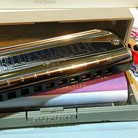 Suzuki Bluesmaster MR-250, Harmonika