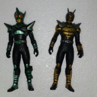 Figure Kamen Rider The Bee & Kamen Rider Punch Hooper