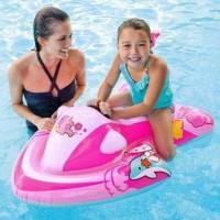 INTEX Hello Kitty Ride On Jet Ski Float Pelampung anak