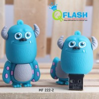 Flashdisk Rubber Sulley 8GB