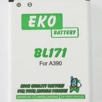 Baterai Batre Batere BL171 Lenovo A390 A319 A60 A65 A356 A368