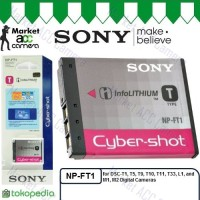 Battery Sony NP-FT1 for DSC-T1/T5/T9/T10/T11/T33, DSC-L1, DSC-M2/M2