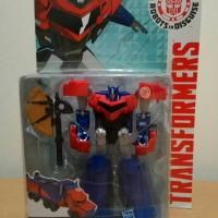 Transformers Optimus Prime Robots In Disguise RID Deluxe Hasbro ORI