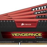 Corsair DDR3 Vengeance Pro Red PC17000 8GB (2X4GB) CMY8GX3M2B2133C9R