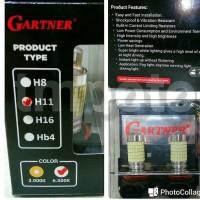 Lampu LED Gartner