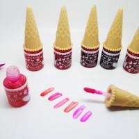 KISS BEAUTY BB GIRL'S TINT MODEL ICE CREAM TINT - KODE 7498