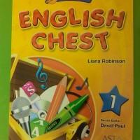 Buku Bahasa Inggris untuk Anak + CD - English Chest
