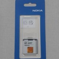 Batre Batrei Baterai Battery Nokia BP-6MT Original BP6MT