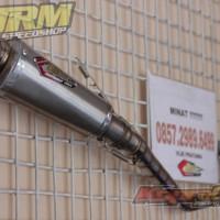 Knalpot New Model Bebek 4tak BT Stanlies Mp Roadrace