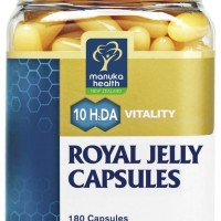 Manuka Health Royal Jelly Capsules - 180 caps