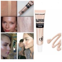 CITY COLOR GLOWING COMPLEXION ILLUMINATING CREAM Hilighter Makeup