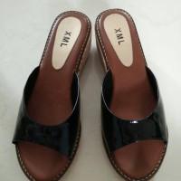 sandal wanita wedges woman highheel shoes xml