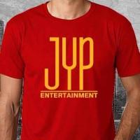 Kaos JYP Entertainment Signature 1 CR - OceanSeven
