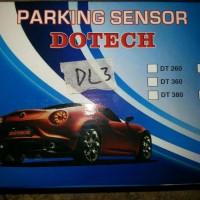 sensor / alarm parkir 2 sensor dotech/macrone
