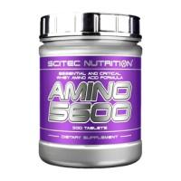 harga Amino 5600 Scitec (500tab) Tokopedia.com
