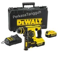 DeWalt DCH253M2 18V Mesin Bor Rotary Hammer Baterai Cordless