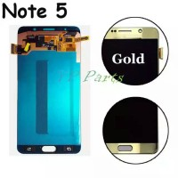 LCD+touchscreen samsung NOTE 5 /N920H GOLD original