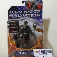 Terminator T600 Playmates Toys Action Figure Mainan