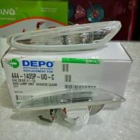 444-1405P-UQ-C SIDE LAMP BMW 3 SERIES E46 4D 2001 (CLEAR)