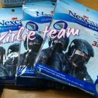 Masker Anti Polusi Nexcare 3M,masker motor,