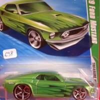 hot wheels 69 ford mustang trasure hunts