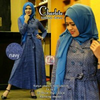 SUPPLIER FASHION HIJAB : CHARLOTE BY F.A / JEANS