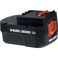 Batere Black and Decker Cordless Drill 12 V