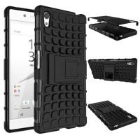 Rugged Armor Hybrid Hard Case Casing Sony Z5, Z5 Compact, Z5 Premium