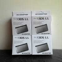 Charger Adaptor Nintendo DSi, XL, 3DS, 2DS, New 3DS XL 220Volt