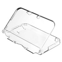 Crystal Case untuk Old 3DS XL dan New 3DS XL