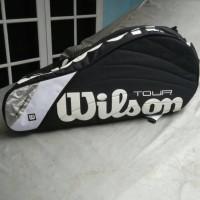 Tas raket tenis Wilson best seller Thermoguard