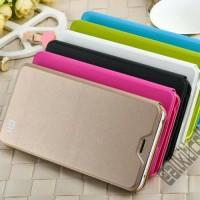 Jual Xiaomi Redmi Note 3 Flip Case / Cover Casing Stand Model Original Hard Murah