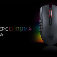 Razer Naga Epic Chroma Wired / Wireless MMO Gaming Mouse