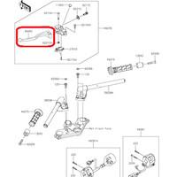 harga Handle Kopling Kawasaki Ninja 250fi Original, Ready Stock Tokopedia.com