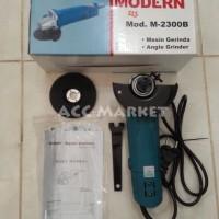 Mesin Gerinda Gurinda Potong Modern SIM M2300B Besi, Keramik, Hollow