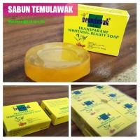 SABUN TEMULAWAK / TEMULAWAK WHITENING SOAP WIDYA BERHOLOGRAM PINK
