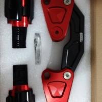 Yamaha NMAX - Slider Knalpot FAST BIKES