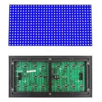 LED Module P10 Biru Outdoor