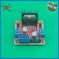 L298N Dual H Bridge DC Stepper Motor Drive Controller Board Arduino