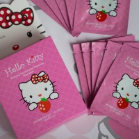 MASKER HELLO KITTY MUD MASK / MASKER LUMPUR HELLO KITTY