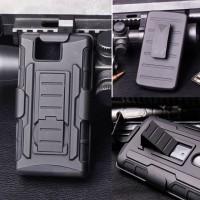 harga Sony Xperia U - Future Armor Hardcase With Belt Holster Case Tokopedia.com